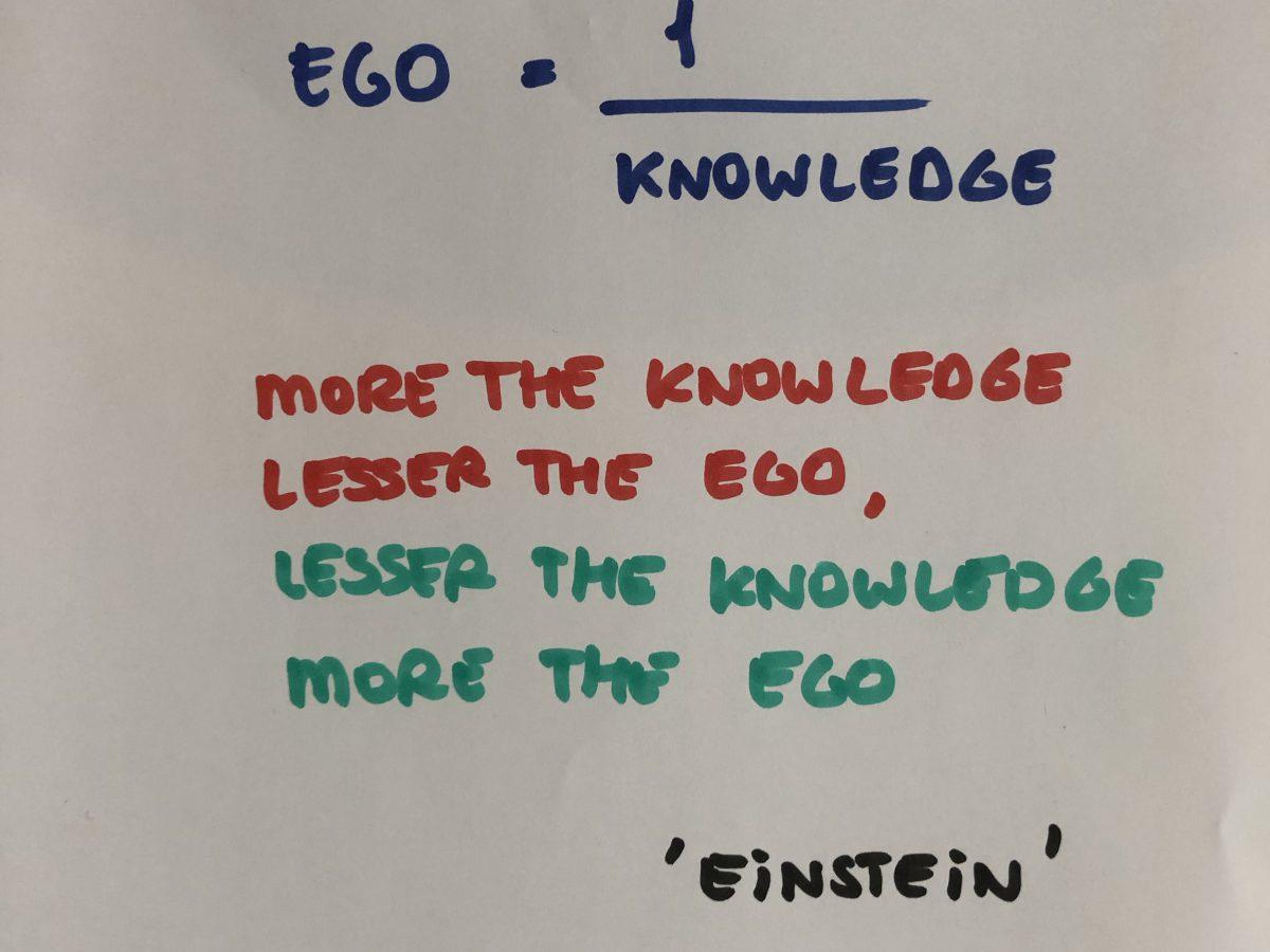 Ego en misbruik